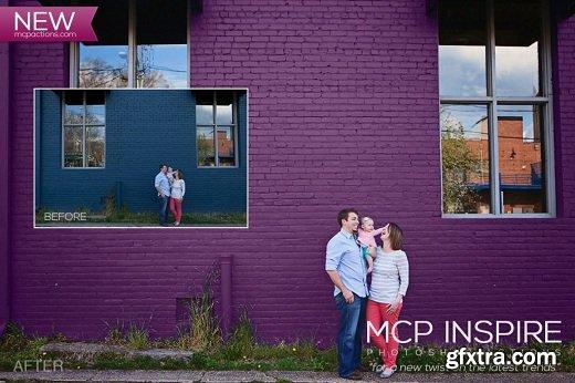 MCP Inspire™ Photoshop Actions