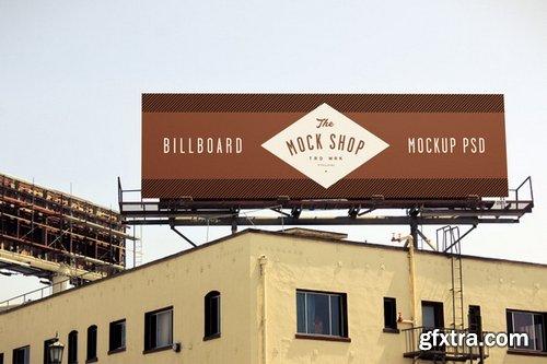 Billboard Mockup - CM 144857