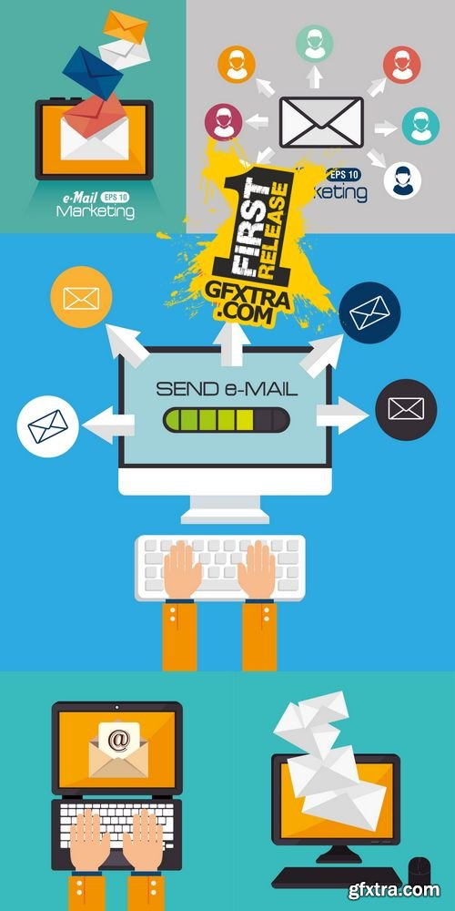 Vector - Email Design