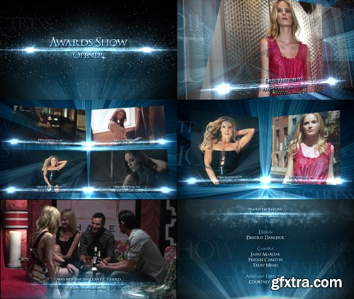 Videohive Awards Pack II 9196255