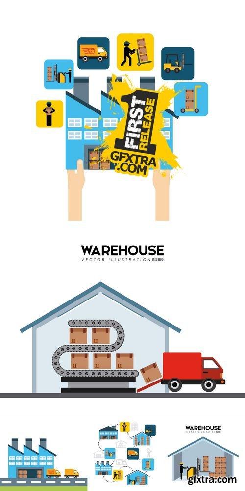 Vector - Warehouse