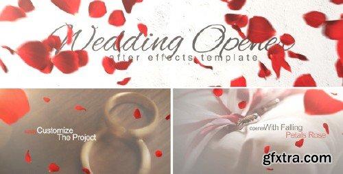 VideoHive - Wedding Opener 10137243