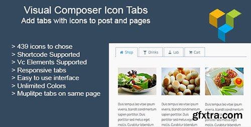 CodeCanyon - Visual Composer Icon Tabs v1.2.2