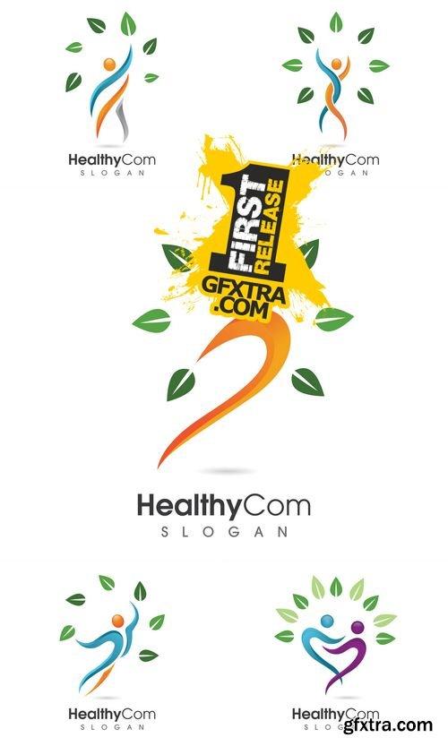 Vector - Healthy Life Logo