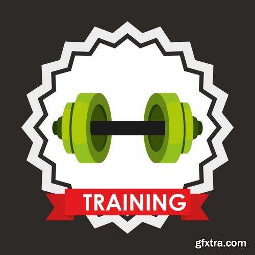 Vector - Gym Icon