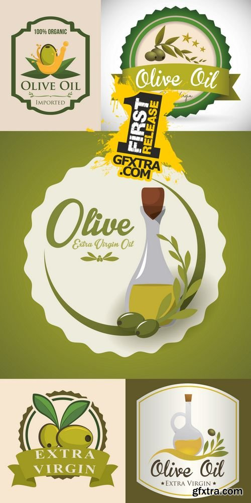 Vector - Olive Oil 1