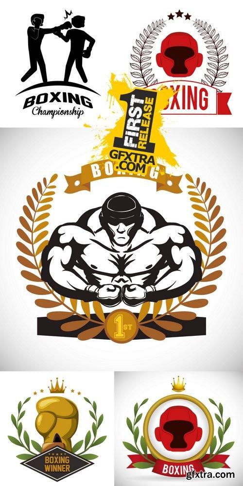 Vector - Boxing Sport 2