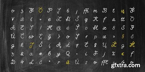 Treciokas Typeface - 2 Fonts $118