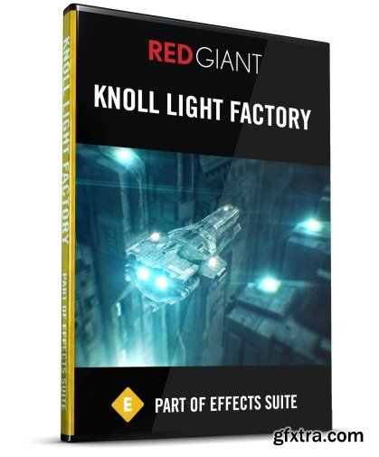 Red Giant Knoll Light Factory for Adobe Photoshop v3.2 (Mac OS X)