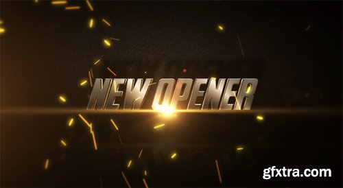 Energetic Opener - After Effects Template