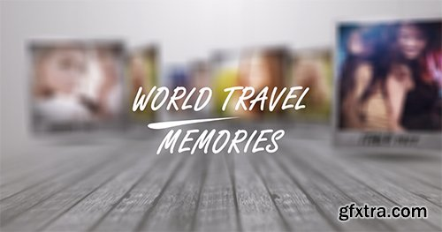 World Travel - After Effects Template[