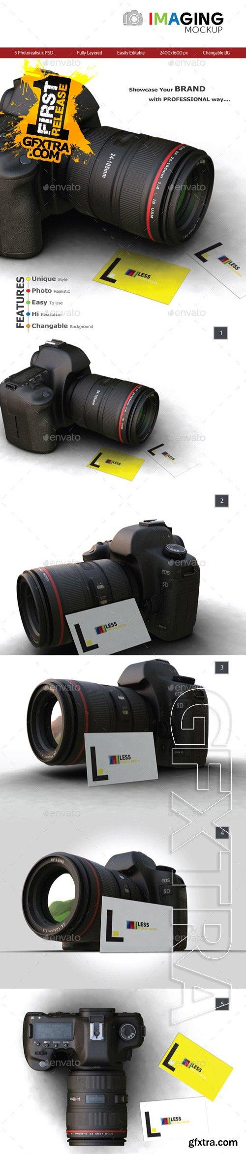 GraphicRiver - Imaging Mockup 10550736