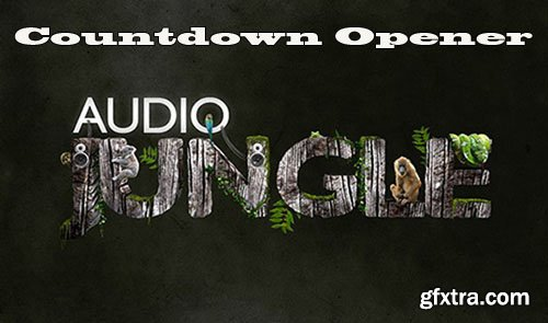 AudioJungle Countdown Opener 7069127
