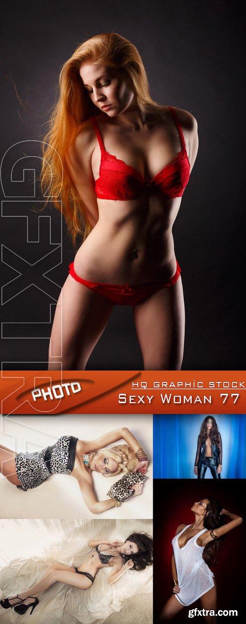 Stock Photo - Sexy Woman 77