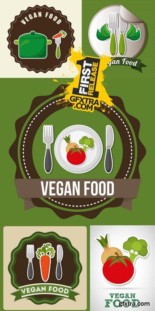 Vector - Vegan Food