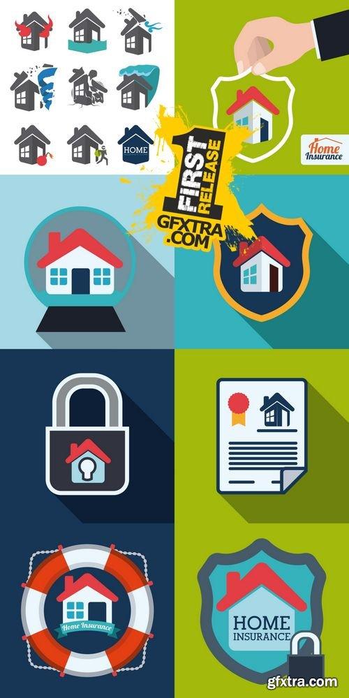 Vector - Home Insurance Design