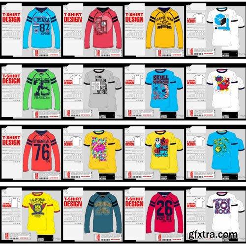 T-Shirt Design #35 - 25xSVG