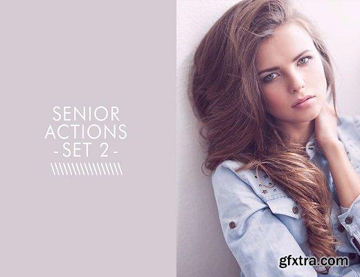 BP4U Senior Photoshop Actions Set 1 - 3