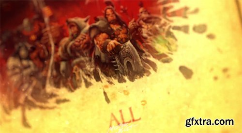 Videohive Epic Old Book 10575850