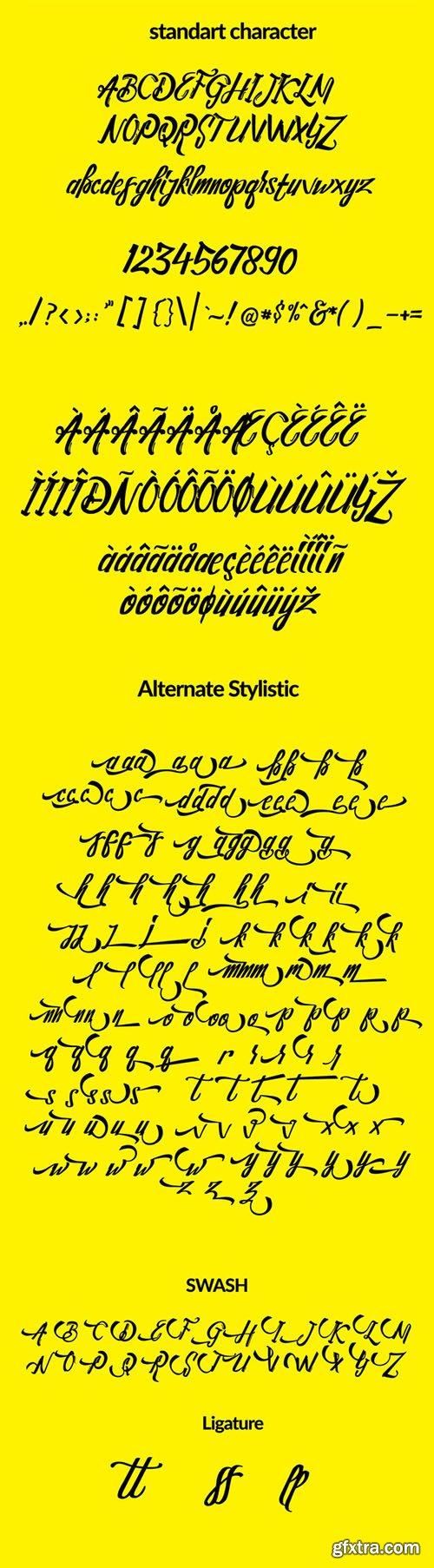 Steelmond Font Family