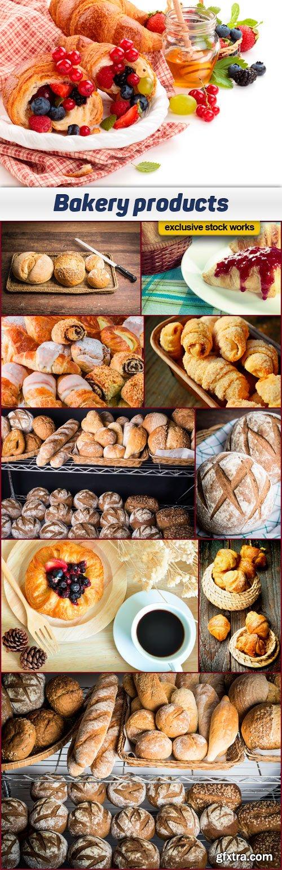 Bakery products 10x JPEG