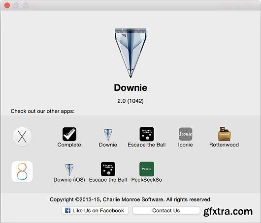 Downie 2.0 (Mac OS X)