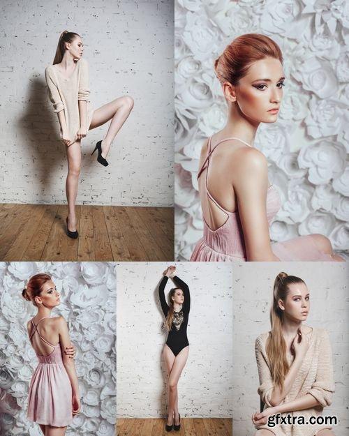 Stock Photos - Fashion Model