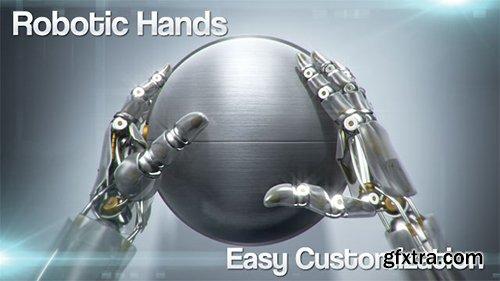 Videohive Robotic Hands 92135315