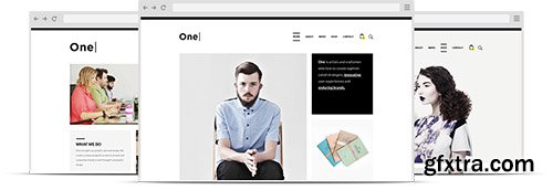 ZooTemplate - ZT One v1.0.1 -Responsive Joomla 2.5 & 3.x Agency Template