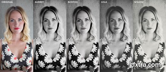 A Beautiful Mess - The Fresh Collection Photoshop Actions