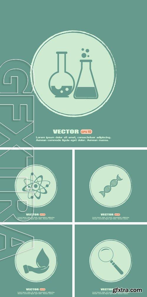 Stock Vectors - Vector scince icon