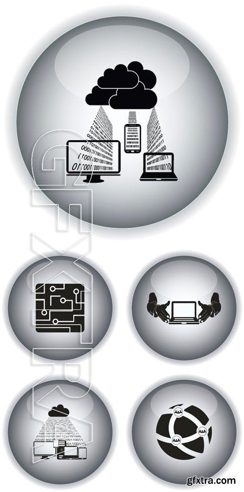 Stock Vectors - Technology icon