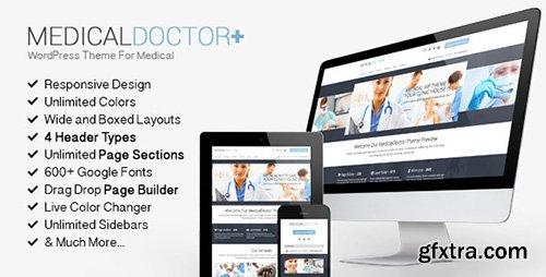 ThemeForest - MedicalDoctor v2.0 - WordPress Theme For Medical