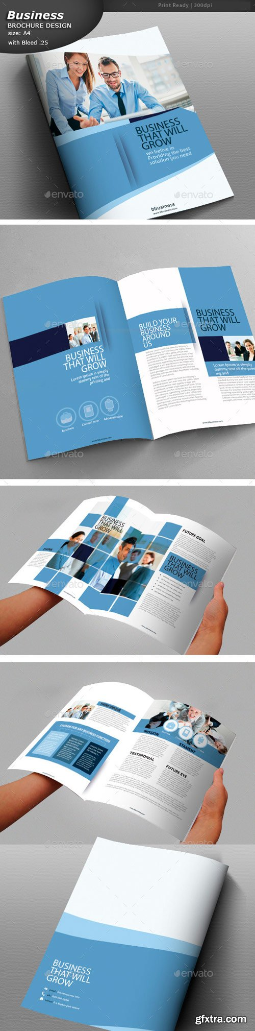 GR - Clean Business Brochure