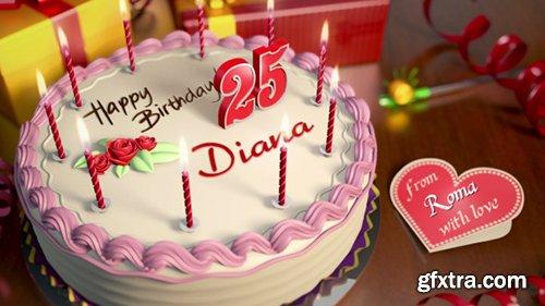 Videohive Happy Birthday! 8751464