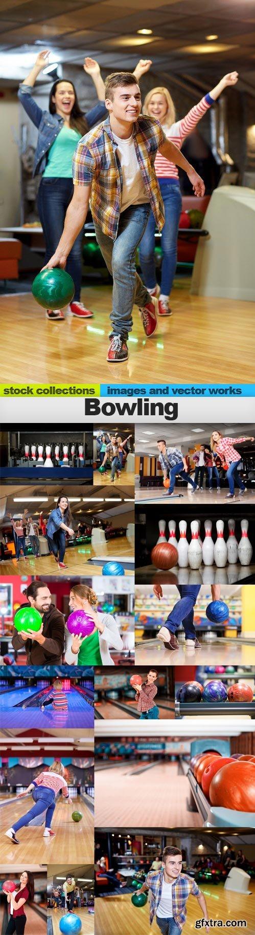 Bowling, 15 x UHQ JPEG
