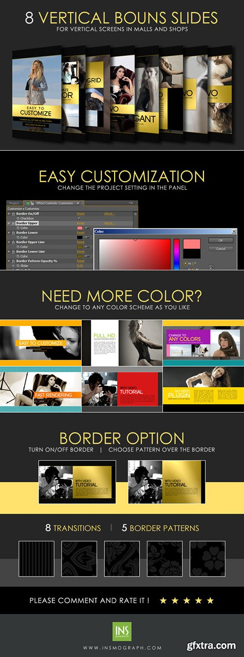 Videohive Gilvo - Luxury Presentation 10934335