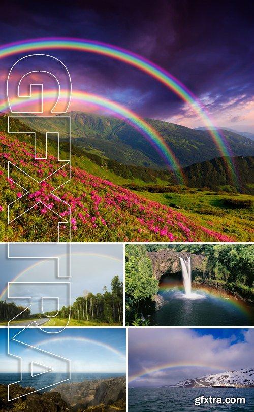 Stock Photos - Rainbow