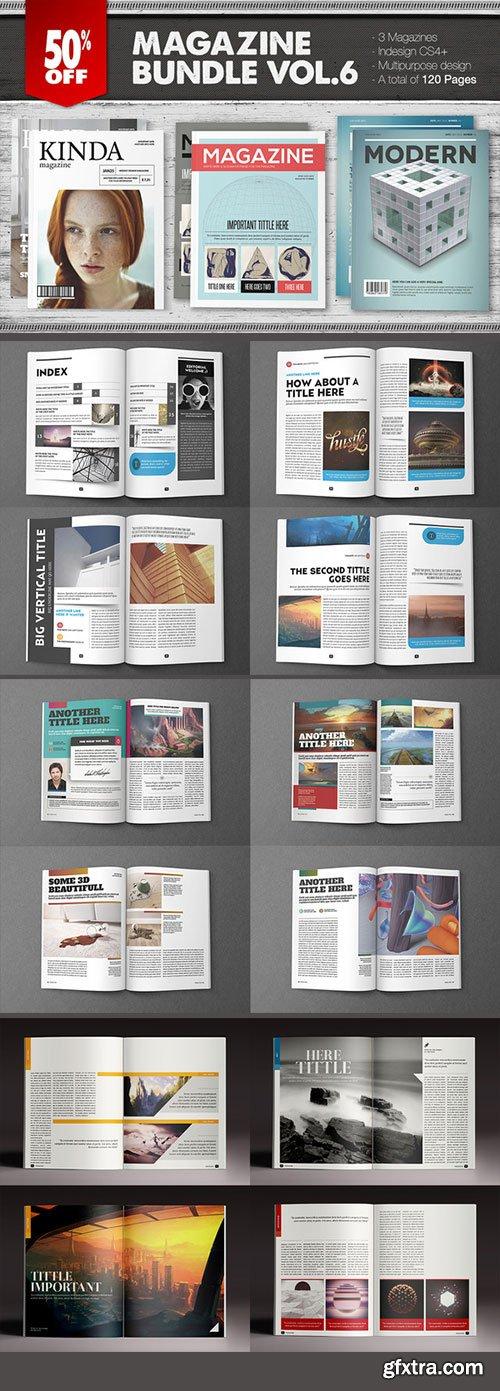 Magazine Bundle 6 CM 239602