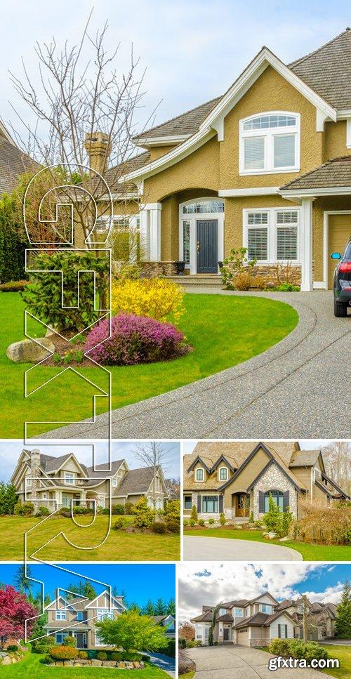 Stock Photos - Luxury house