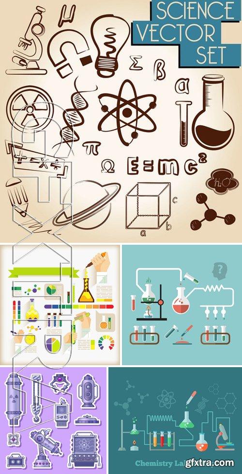 Stock Vectors - Science Concept 4