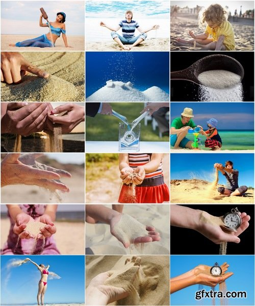 Collection of people scatter sand dune sand dune 25 HQ Jpeg