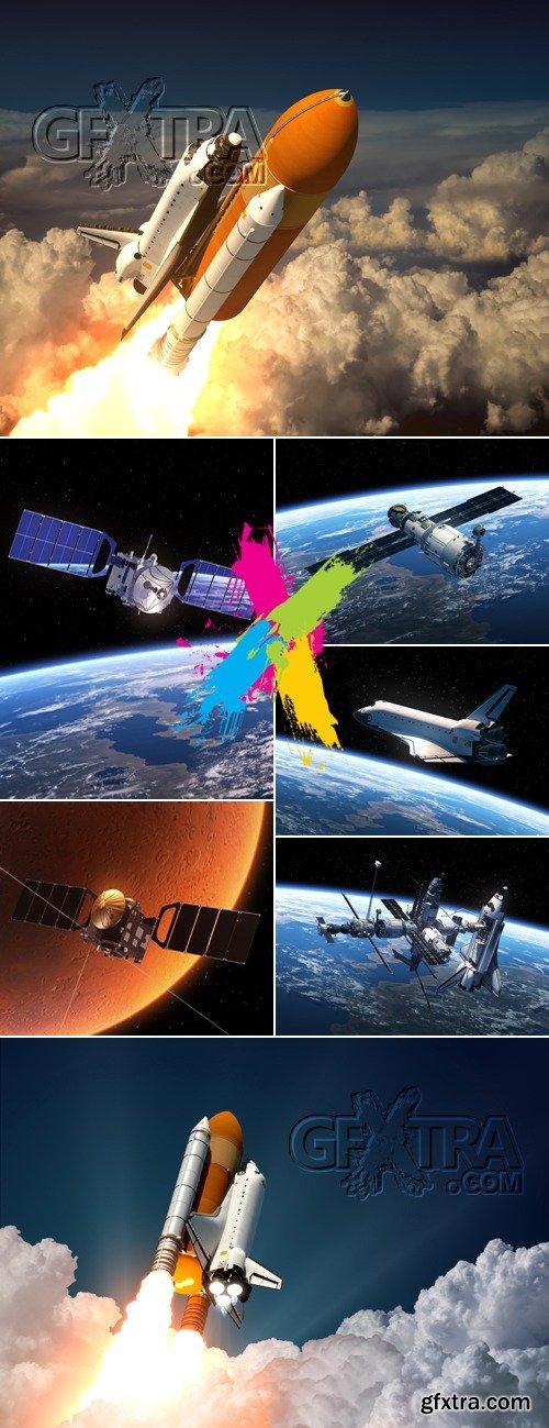 Stock Photo - Spaceship