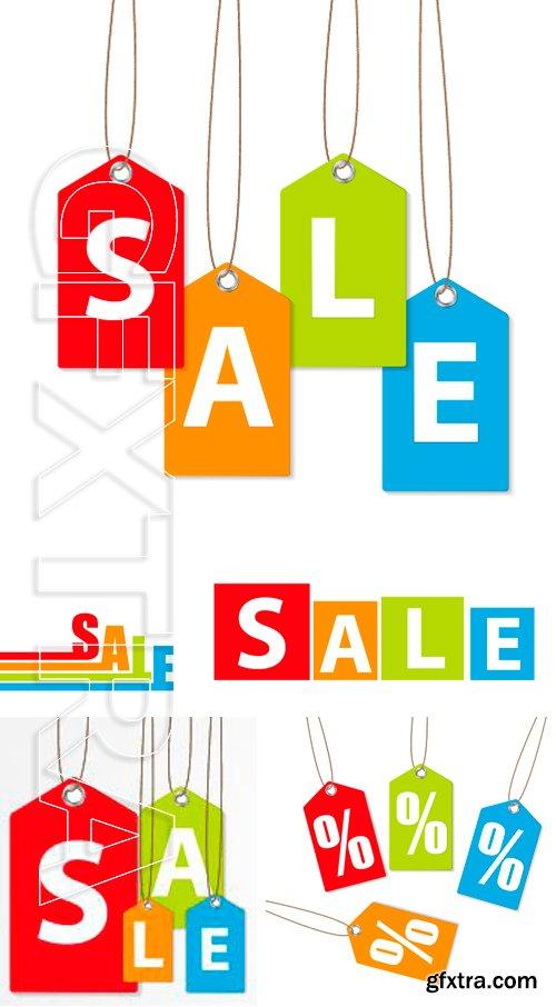 Stock Vectors - Sale Banner. Vector Illustration