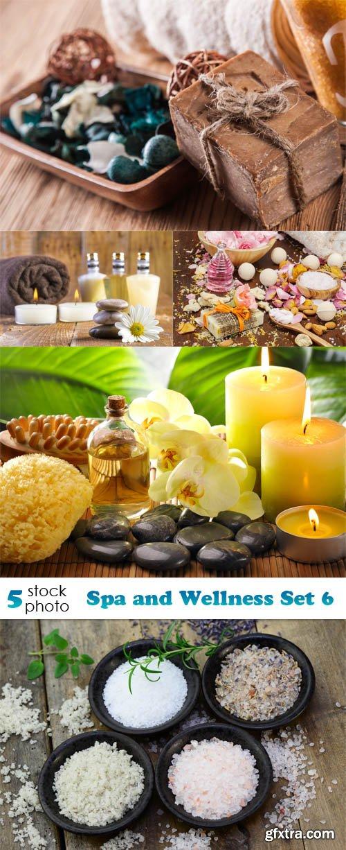 Photos - Spa and Wellness Set 6