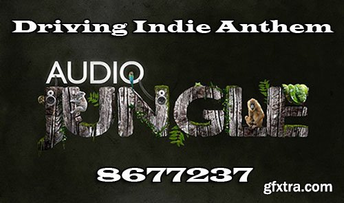 Audiojungle Driving Indie Anthem 8677237