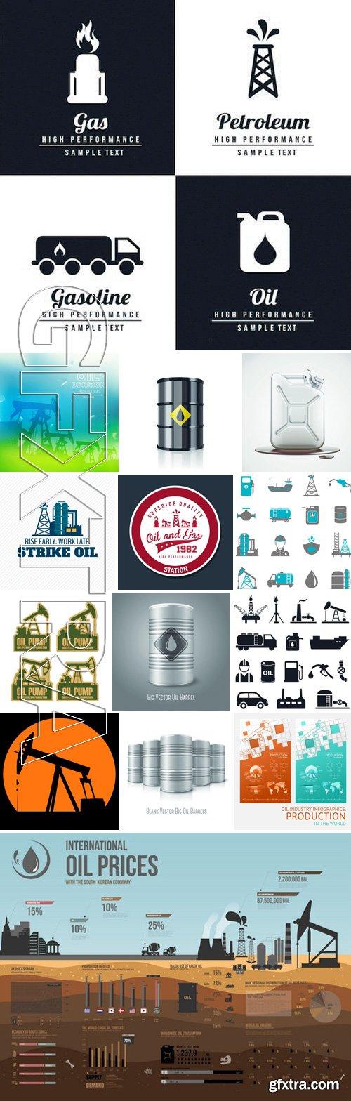 Stock Vectors - Industry Design 3