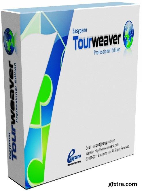 Easypano Tourweaver Professional 7.98.170626 Multilingual