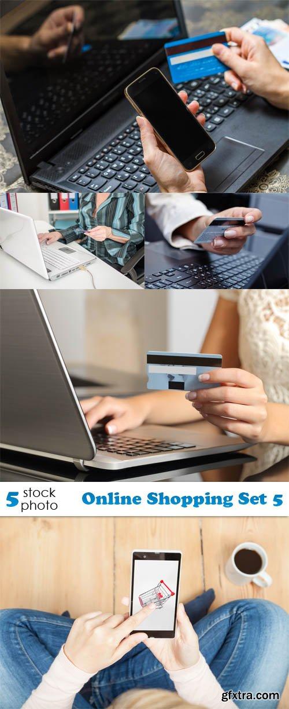 Photos - Online Shopping Set 5