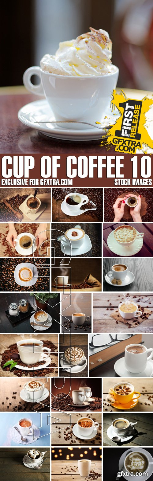 Stock Photos - Cup of Coffee 10